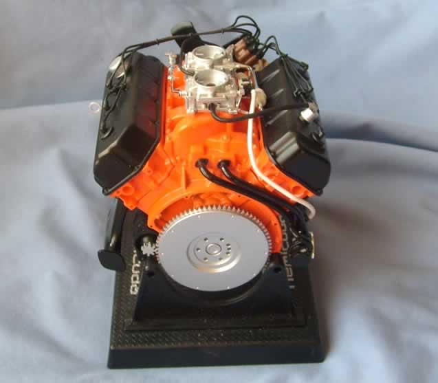 Revell 1/6 Dodge 426 Hemi S6301170