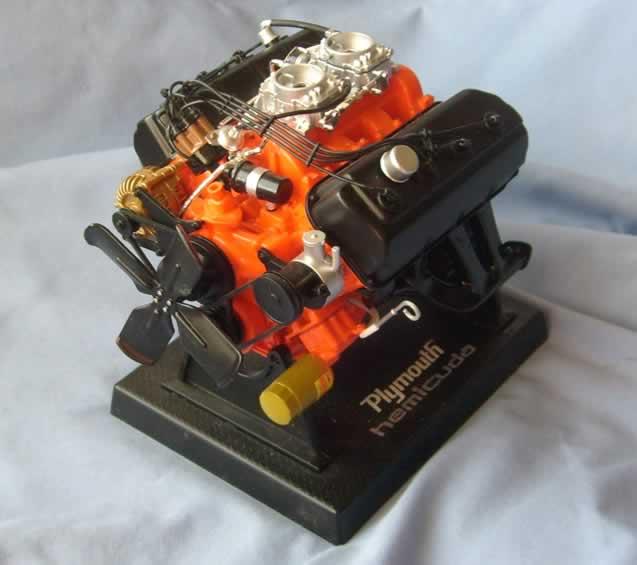 Revell 1/6 Dodge 426 Hemi S6301174
