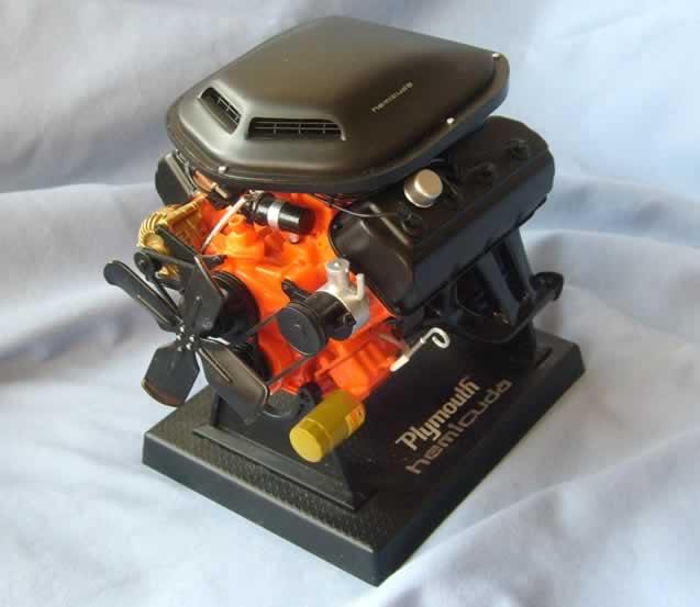 Revell 1/6 Dodge 426 Hemi S6301178