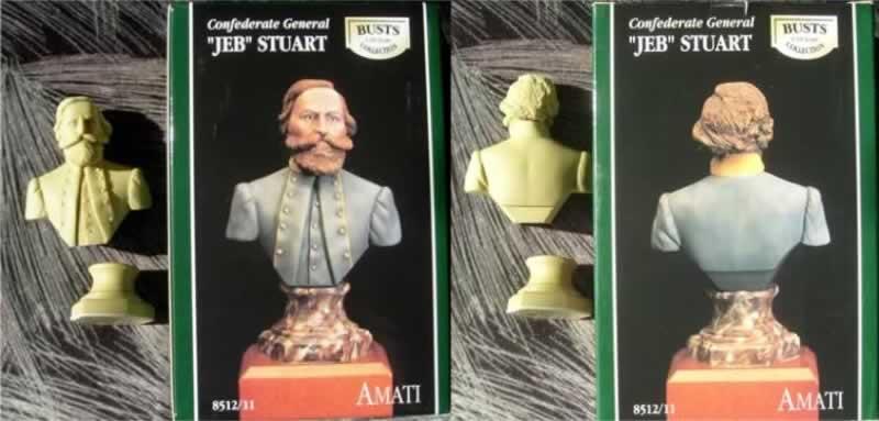 Amati 1/10 Jeb Stuart bust Amati_Stuart_bust