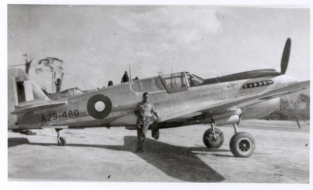 Curtiss P-40 Pic022