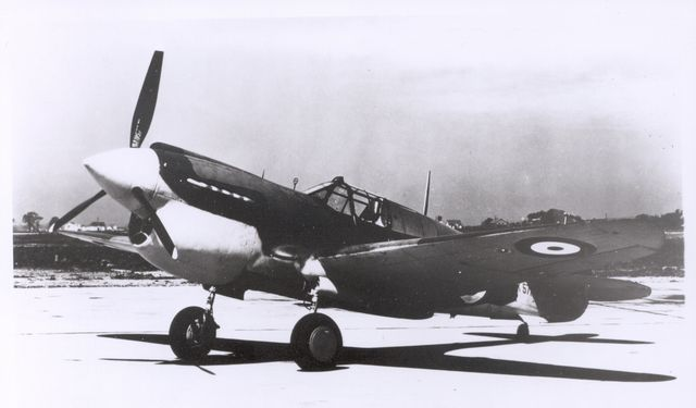 Curtiss P-40 Pic033