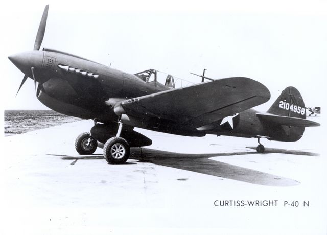 Curtiss P-40 Pic038
